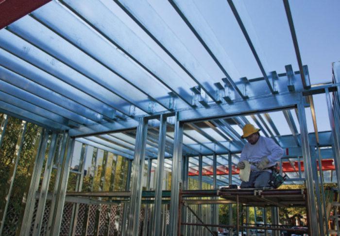 Benefits of Steel Frames Construction