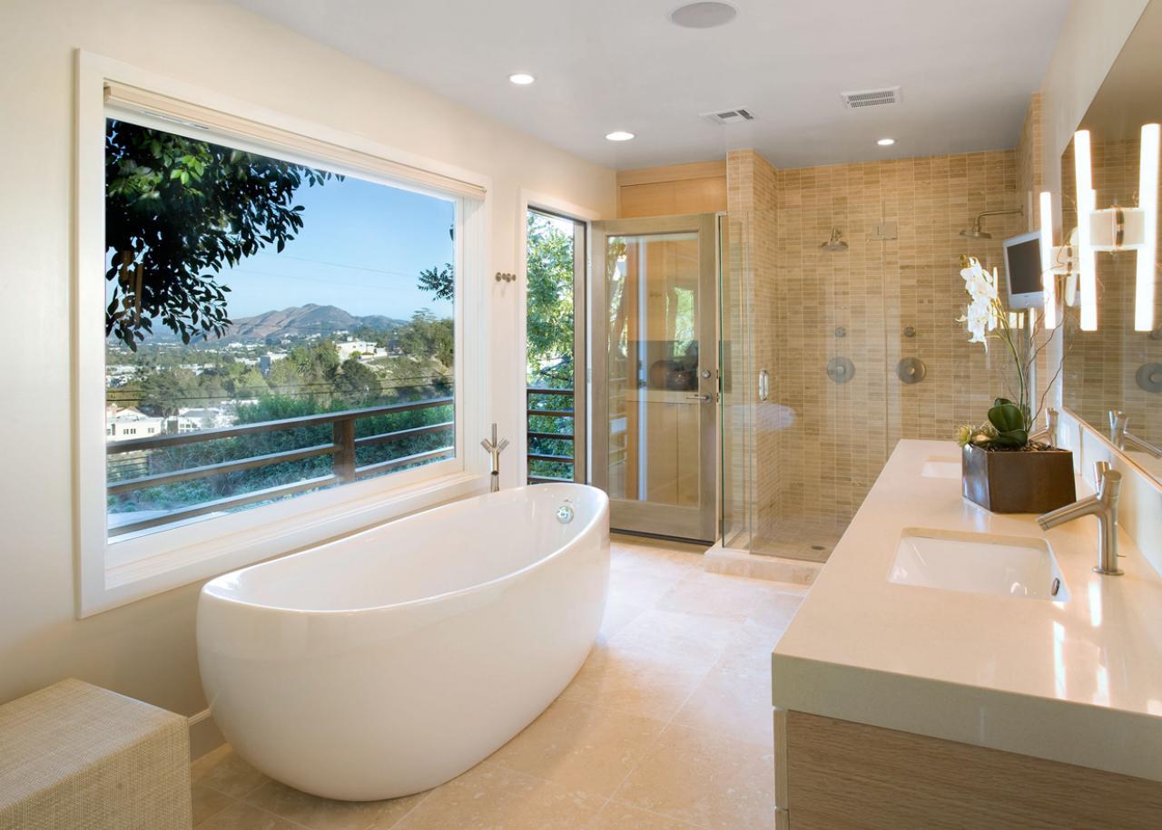 The Fundamental Aspects of Modern Bathroom Designs